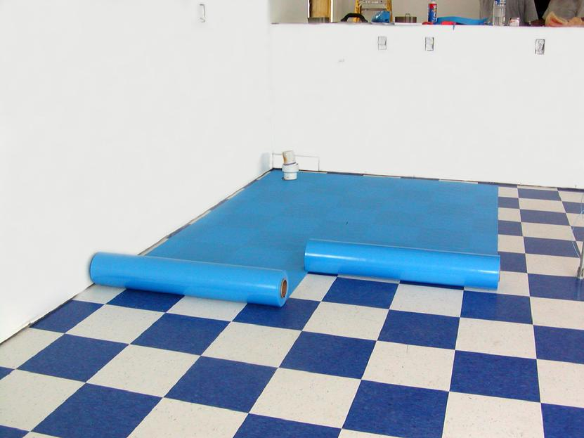 Finish Guard Heavy Duty FInish Guard Floor Protection Film